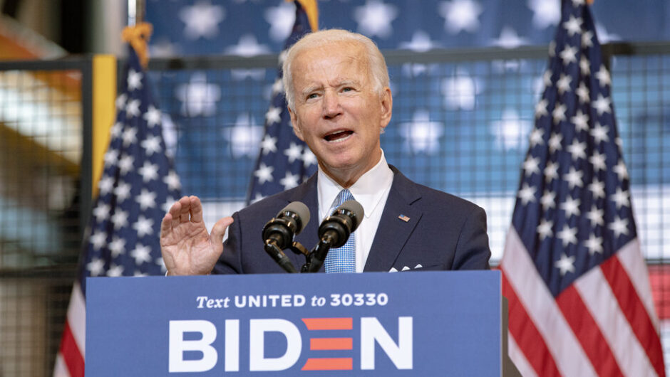 Live Updates: Biden's Ad Bitz, Primary Election Results and More