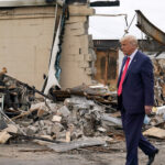 Trump vs. Biden 2020: President's Kenosha Visit Draws Protests