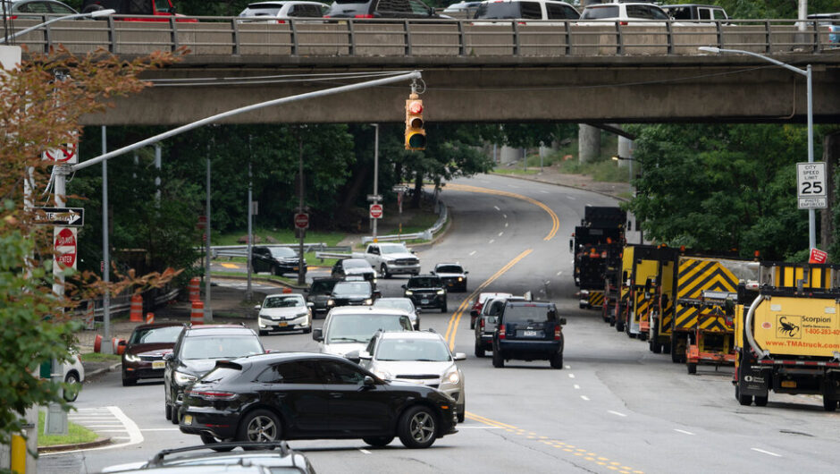 9 Major N.Y.C. Roads Get Lower Speed Limits as Traffic Deaths Surge