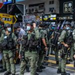 Hong Kong Police Block Protests Over Delayed Election
