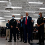 More Than Ever, Trump Casts Himself as the Defender of White America