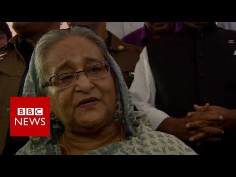 ' Myanmar should take back their citizens ' – BBC News