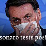 Brazil's President Jair Bolsonaro tests positive for coronavirus | DW News