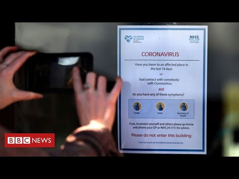 New coronavirus restrictions introduced in parts of Scotland – BBC News