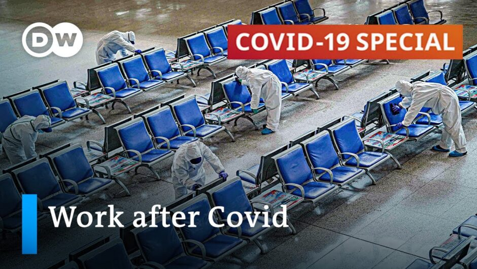 Studies indicate how the coronavirus will shape the future of work | COVID-19 Special