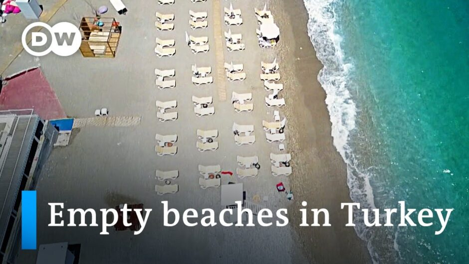 Turkey desperate to reignite its tourism industry | DW News