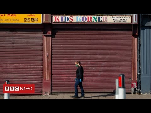 Deprived areas bear brunt of coronavirus pandemic – BBC News