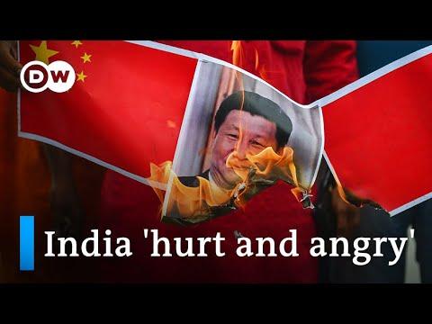 India's PM Modi warns China after deadly Ladakh border clash | DW News