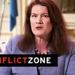 'We managed to flatten the curve' – Interview with Sweden's FM Linde | Conflict Zone