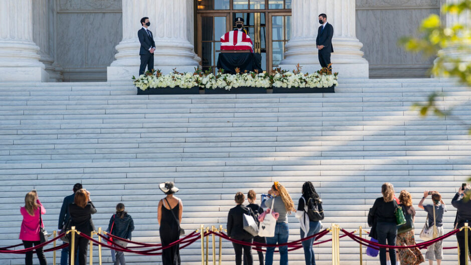 RBG Ceremony Highlights: Video, Tributes and More