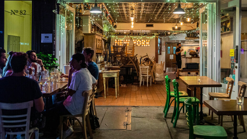 87% of N.Y.C. Bars and Restaurants Fell Short on Rent