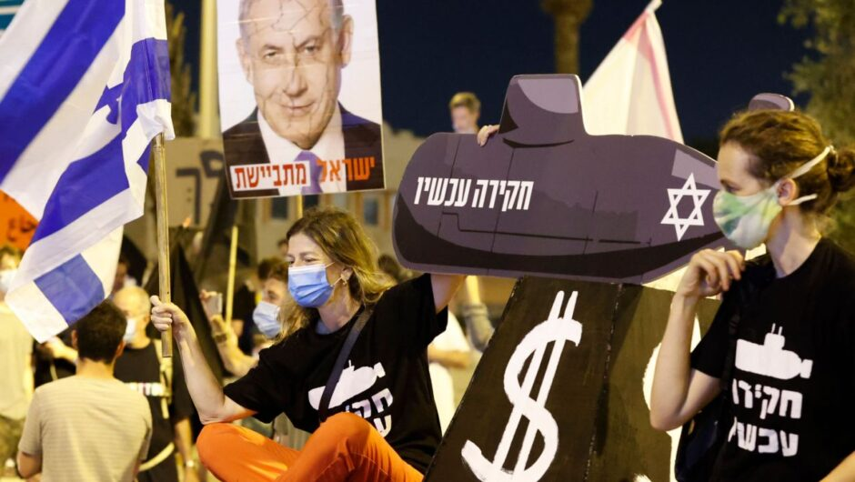How Israel Became the First Rich Country to Go Into a Second Nationwide Coronavirus Lockdown