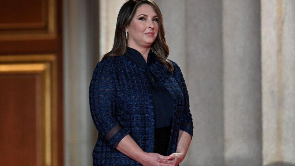 RNC chairwoman says history will vindicate Trump's coronavirus handling