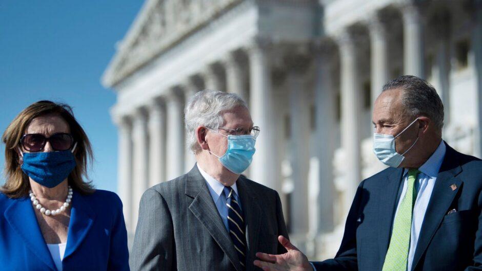 Senate Democrats block $300 billion coronavirus stimulus package, leaving little hope for relief before November
