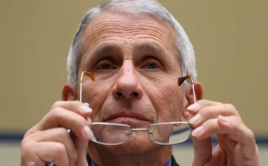 Fauci says it's 'unlikely' there will be a coronavirus vaccine before the US election, despite the CDC asking states to be prepared by November