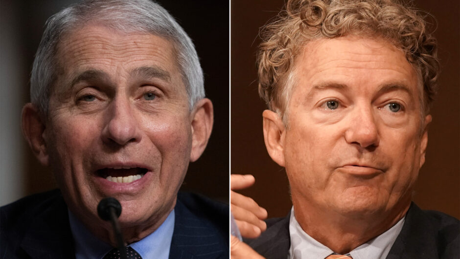 Fauci and Rand Paul clash over Cuomo, NY handling of COVID-19