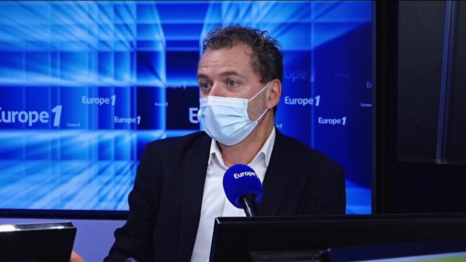 """Covid-19 : pour le Pr Rémi Salomon on est """"proche de la saturation"""" dans les hôpitaux"""