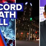 Coronavirus: Biggest death toll ahead of upcoming roadmap announcement | 9News Australia