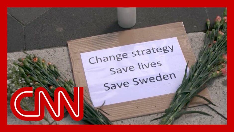 CNN investigates Sweden's controversial Covid-19 strategy