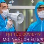 Dịch Covid-19 hôm nay 5/9: 0 ca mắc mới, 19 ca được công bố khỏi bệnh | VTC Now