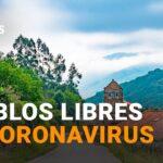 ESTOS son VARIOS de los PUEBLOS LIBRES de CORONAVIRUS en ESPAÑA I RTVE