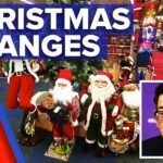 Coronavirus: Myer Christmas Windows cancelled because of restrictions | 9News Australia