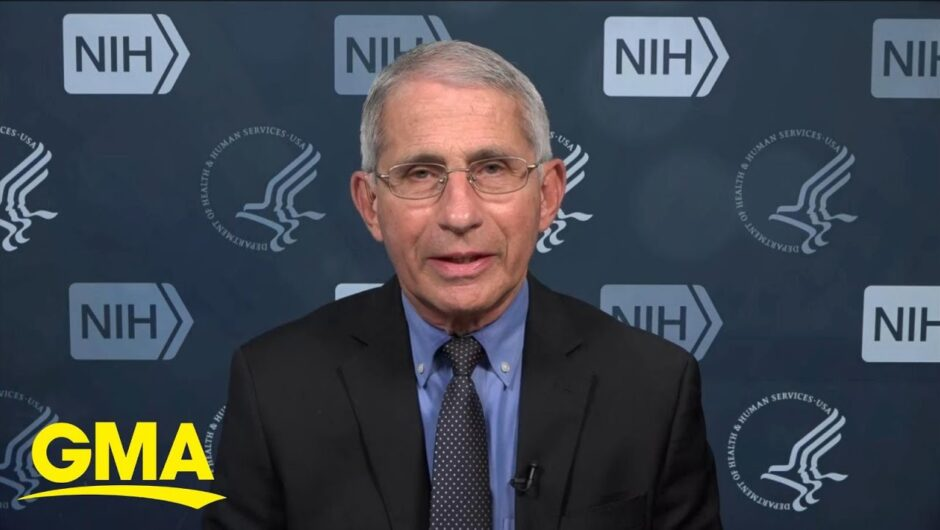 Dr. Fauci weighs in on 6M US coronavirus cases, deaths and comorbidity l GMA