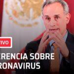 Conferencia Covid-19 en México – 19 de septiembre 2020