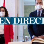 DIRECTO CORONAVIRUS | Rueda de prensa de Pedro Sánchez e Isabel Díaz Ayuso