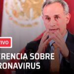 Conferencia Covid-19 en México – 3 septiembre 2020