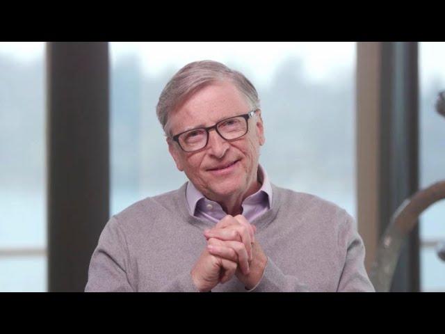 Bill Gates on Coronavirus Pandemic, Vaccines
