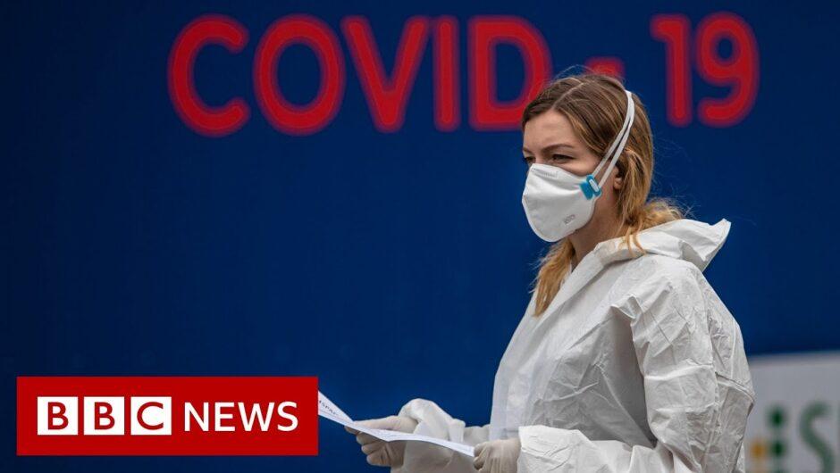 Coronavirus: WHO warns Europe over 'very serious' Covid surge – BBC News