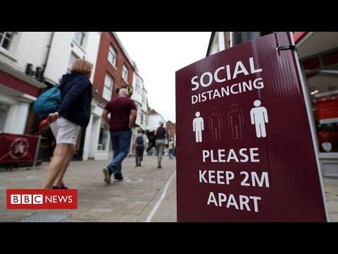 New coronavirus restrictions in England aim to avoid total lockdown – BBC News