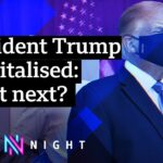 President Trump hospitalised: What happens to the Presidential election?- BBC News