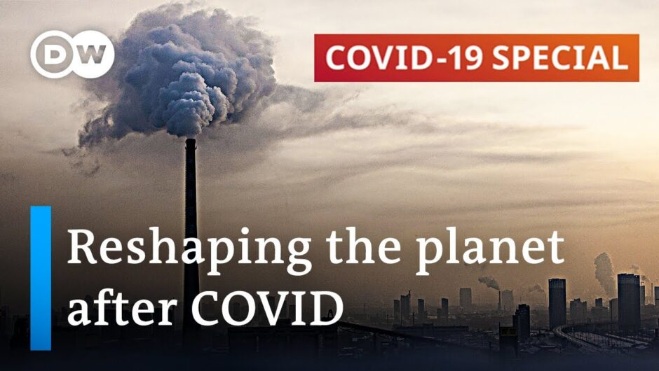 Could the coronavirus lockdown be a roadmap to a greener future?   COVID-19 Special