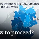 Daily new cases: Curfews in Europe?   DW News