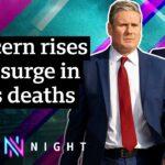 Coronavirus UK: What next as the Labour Party demands new lockdown? – BBC Newsnight