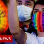 World marks 50 years of Pride – despite Covid-19 – BBC News