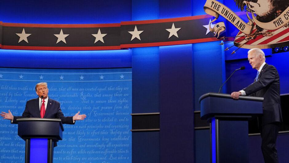 Live Trump vs. Biden Updates: Recap of the Presidential Debate