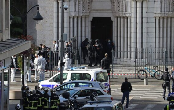 Nice Knife Attack Is Terrorism, French Officials Say