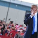 Trump mocks Biden for trusting scientists while Biden slams Trump for Covid-19 'lie'
