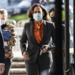 Positive coronavirus test for staffer upends Biden-Harris campaign travel