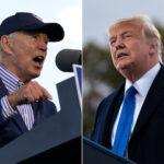 Trump and Biden trade COVID-19 attacks on the campaign trail
