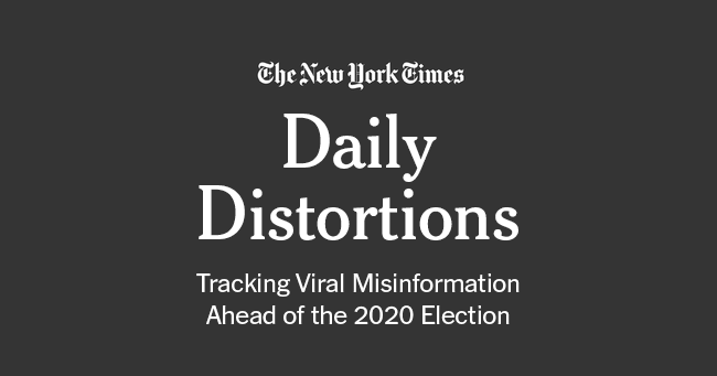 Disinformation in the 2020 Presidential Election: Latest Updates