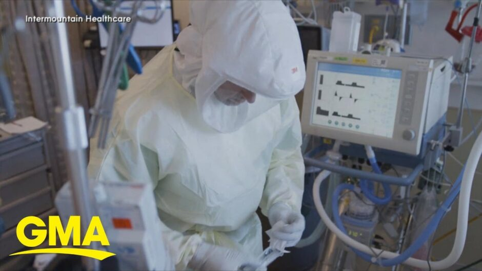 Coronavirus cases and deaths hit highs across US | GMA