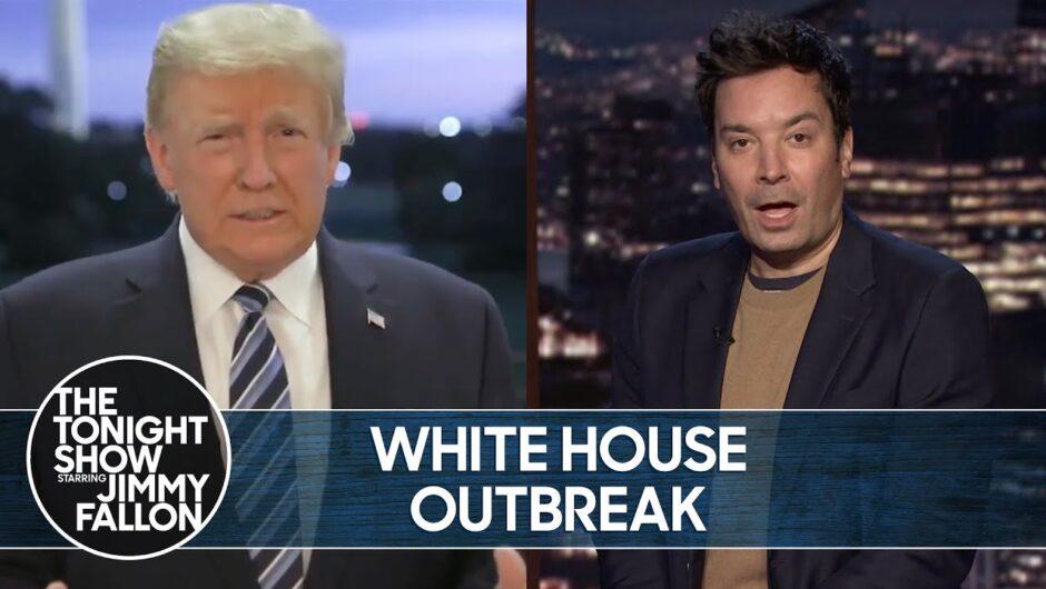 Trump Thinks He's Immune to the Coronavirus Now | The Tonight Show