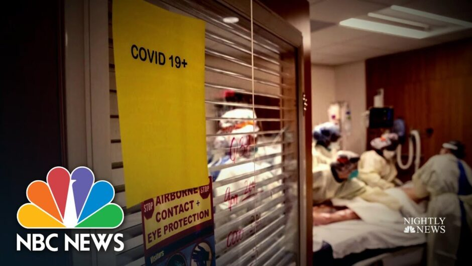 Wisconsin Grapples With Surge In Coronavirus Cases | NBC Nightly News