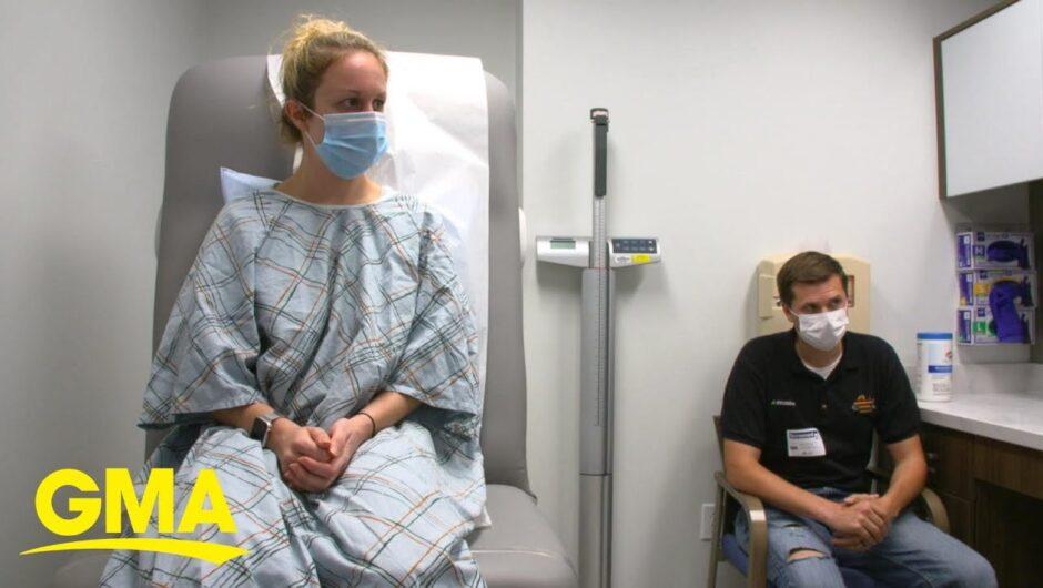 Coronavirus victims who now suffer long-term symptoms l GMA