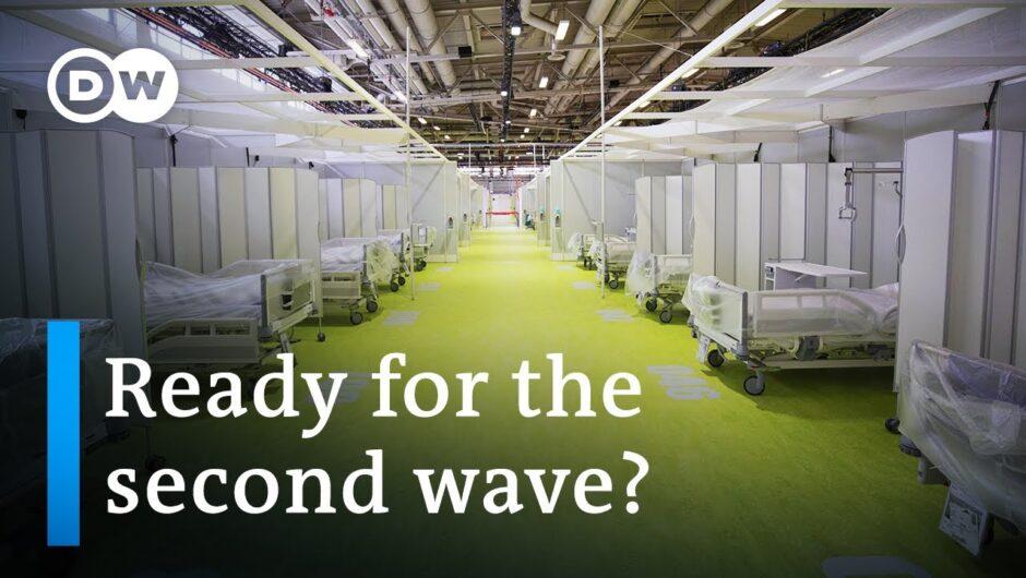 Coronavirus update: European countries scramble to stop second wave | DW News