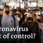 Coronavirus hotspots: Europe's cities out of control?